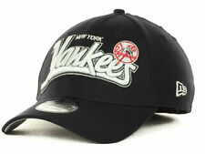 New York Yankees New Era 39Thirty Tail Swoop Classic MLB Team Hat Cap Lid S/M NY