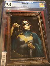 Batgirl #29 CGC 9.8 Variant Cover