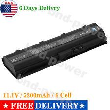 5200mAh MU06 47Wh Battery for HP Compaq Presario CQ32 CQ42 CQ56 CQ57 CQ62 CQ72