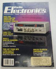 Radio Electronics Magazine Function Generator January 1992 FAL 062315R