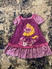 Size 2 Rapunzel Purple Nightgown NWT Disney Store