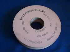 Edelkorund Schleifscheibe 175x2x51mm von Bandsägebschärfmaschine