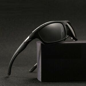 Unisex Sports Sunglasses Windproof Polarized Cool Outdoor Anti Goggles Eye Wear