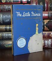 Little Prince by Saint-Exupery New Sealed 70th Anniversary Deluxe Hardcover Gift