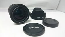 Excellent Sigma EX DC Macro 18-50mm f2.8 DC Lens For Minolta Sony