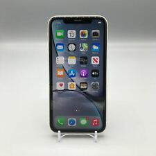 Apple iPhone XR - 128GB - White (Unlocked) A1984 (CDMA + GSM)