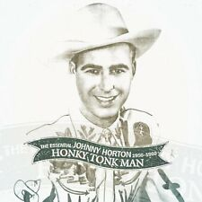 Honky Tonk Man-Essential John - Johnny Horton (1996, CD NEUF)2 DISC SET