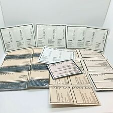Mary Kay Sample Lot Various Samples hand cream, 3 in1 cleanser, and more..