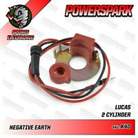 Powerspark Electronic Ignition Kit Lucas 18D2 Twin Cylinder LU425219 Norton 99