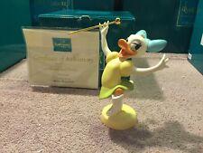 "WDCC Daisy Duck ""Twist and Twirl"" + Box & COA"