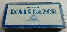 Vintage Rolls Razor Strop Imperial No 2 Original Box England Instructions