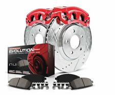ACU015S TL 3.2L 2004-2008 Performance Brake Rotor SET Drill Curve Slot