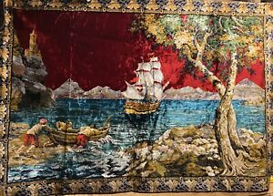 Vintage P&C Italy Tapestry