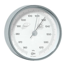 Table Barometer ANALOG BARIGO HOME NICKEL PLATED 85mm