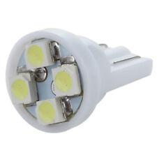20x4 SMD LED Side Blanco W5W Coche Interior lampara de luz Bombilla T10 T5