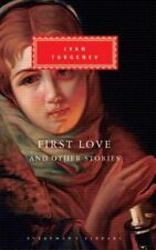 First Love and Other Stories (Everyman's Library (Cloth))-ExLibrary