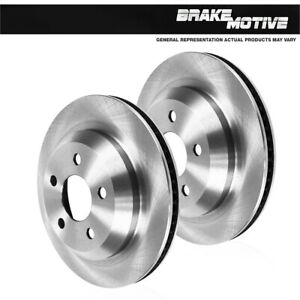 For Mercedes Benz S430 S500 CL500 W215 W220 Rear 300 mm Brake Disc Rotors