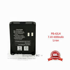 New Extended 4000mAh Pb-42Xl Battery for Kenwood Th-F6A F7E