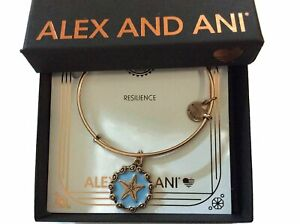 Alex and Ani Color Infusion Star Fish II Rose Gold NWTBC