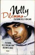 NELLY FEATURING KELLY ROWLAND - DILEMMA 2002 EU CASSINGLE CARD SLEEVE SLIP-CASE