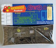 Vintage Roundhouse HO Scale Southern Pacific 40' Box Car Kit #1050 New sealed