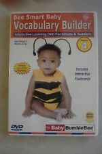 - BABY BUMBLEBEE VOCABULARY BUILDER - INTERACTIVE LEARNING DVD VOL 4 (REGION 4]