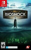 BioShock: The Collection Nintendo Switch Brand New Sealed