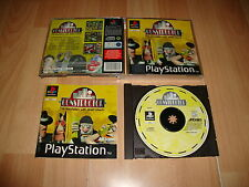CONSTRUCTOR THE SIMULATION WITH STREETSMARTS FOR SONY PS1 UK VER. USED COMPLETE