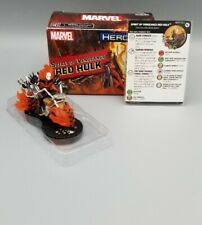 Heroclix 2017 Convention Exclusive Spirit of Vengeance Red-Hulk #MP17-002 w/card