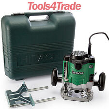 Hitachi M12VE 240V Variable Speed 1/2in Plunge Router With Case UK Stock