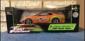 Racing Champions 1/18 Fast And the Furious