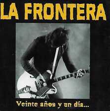 La Frontera – Veinte Años Y Un Día... CD 2005 Single, Promo