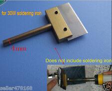 Bluespot herramientas 31100 plancha de soldar de 30 vatios