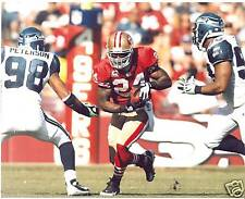 MICHAEL ROBINSON SAN FRANCISCO 49ERS UNSIGNED 8X10