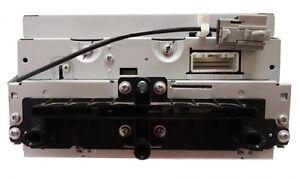 2006 - 2013 SUBARU Tribeca AM/FM adio Stereo 6 CD MP3 Player Changer 86201XA14A