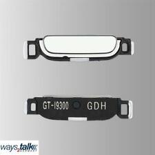Samsung Galaxy S3 i9300 Home Button Button Key White White White