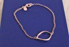 Dyadema rose gold toned 925 silver bracelet, NEW!