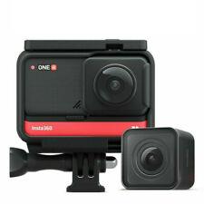 Insta 360 One R Doble Edición Grabadora Rojo/Negro Nuevo Sellado De Fábrica