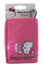 Hello Kitty Universal Pouch Purse Case - Mp3 Player Smartphone Camera Belt Loop
