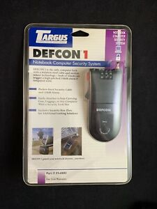 Targus Defcon 1 Notebook Security System
