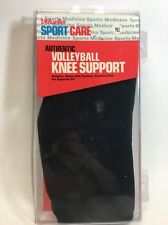 Mueller Black Neoprene Volleyball Knee Support Padded Medium Brace