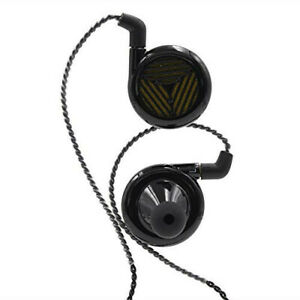 Gold Planar GL20 HIFI Flat drive in-ear monitor Equipped with 28mm flat magnetic