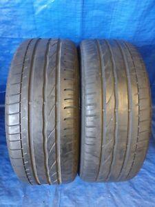 Sommerreifen Bridgestone Turanza ER300 245 45 R18 96Y RunFlat DOT14 4 mm