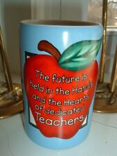 Extra Special Teacher Candle Papel Giftware Votive The Future Is... NEW