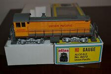 ATLAS - UNION PACIFIC (UP) ALCO S2 POWERED DIESEL