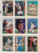 1994 Topps Gold Baseball Set