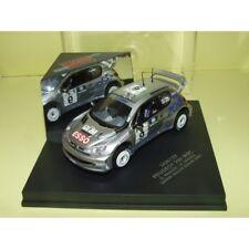 PEUGEOT 206 WRC RALLYE SAFARI KENYA 2000 PANIZZI VITESSE SKM129 1:43 Abd