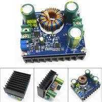 DC 10V-60V to 12V 24V 36V 48V 80V 10A Converter Step-up 600W Module Power Supply