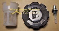 Fuel Tank Gas Cap & Filter Set  Honda GX120 GX160 GX200 GX240 GX270 GX340 GX390