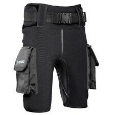 Apeks Tech Short Court Pantalons Néoprène Tailles Xs À XXL